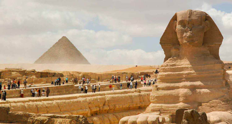 A Day to Remember in the Pyramids of Giza & Sakkara
